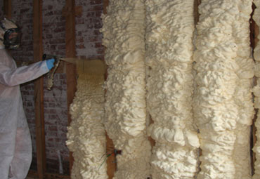 Types of Spray Foam in